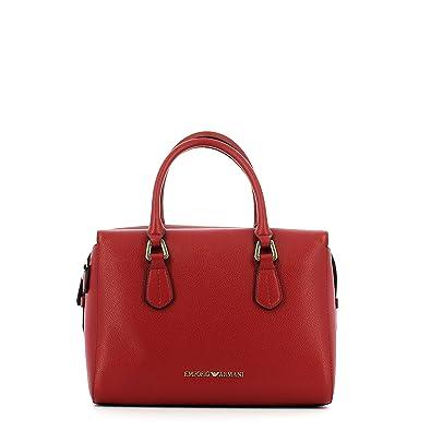 1495e930bef Emporio Armani Sac à main Boston Bag RUBINO  Amazon.fr  Vêtements et  accessoires