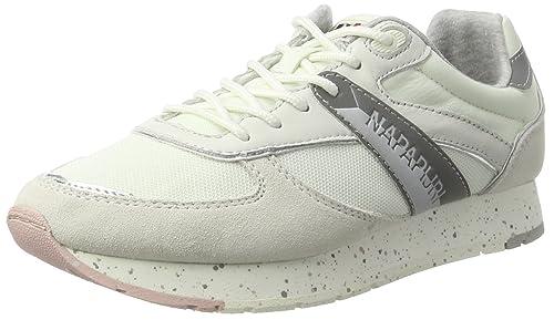 NAPAPIJRI Footwear Rabina, Zapatillas para Mujer, Blanco (Off White), 39 EU