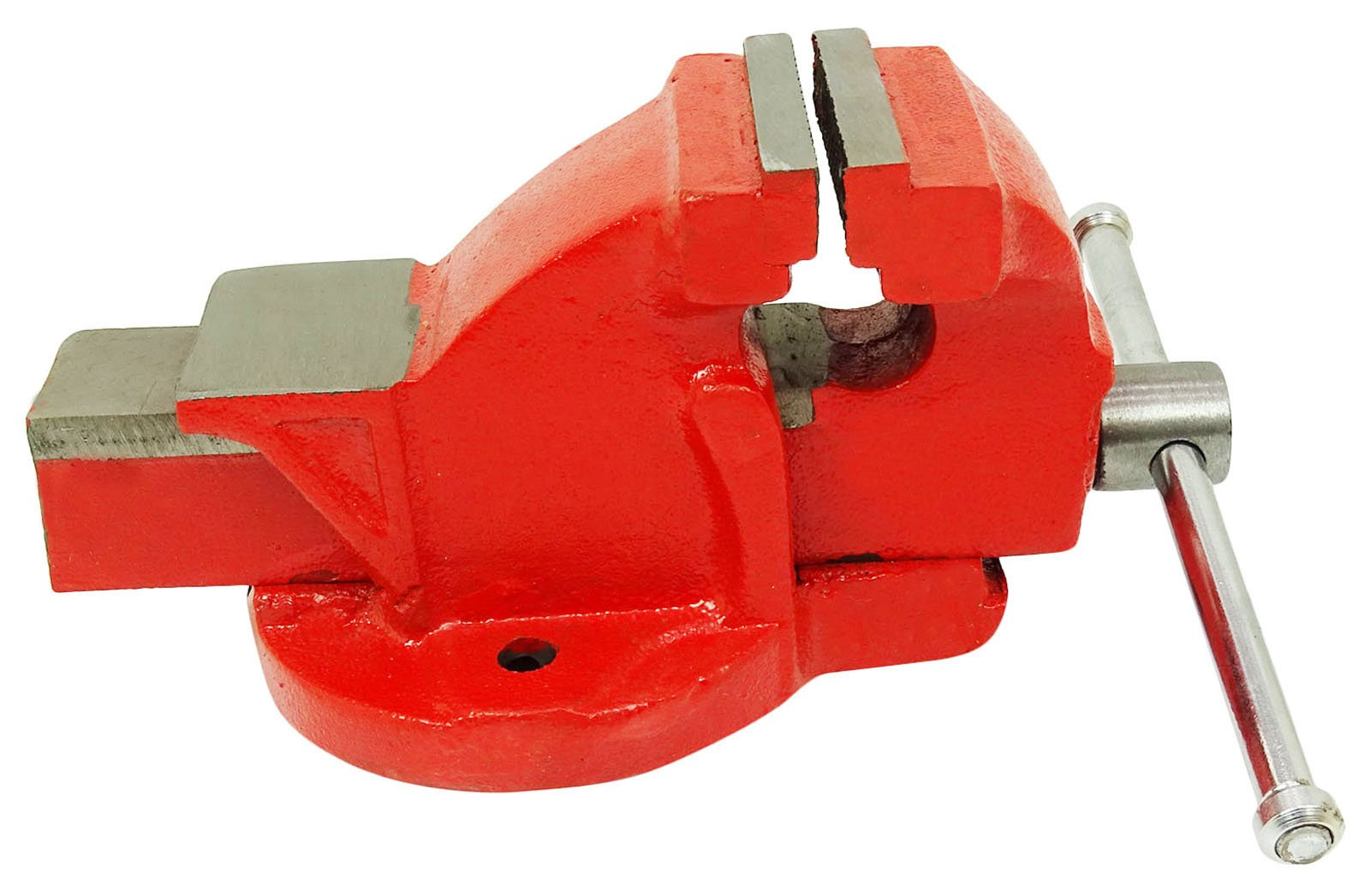 BAUM Heavy Duty Professional Bench Vice Fixed Tool - 5 Inch / 125 mm