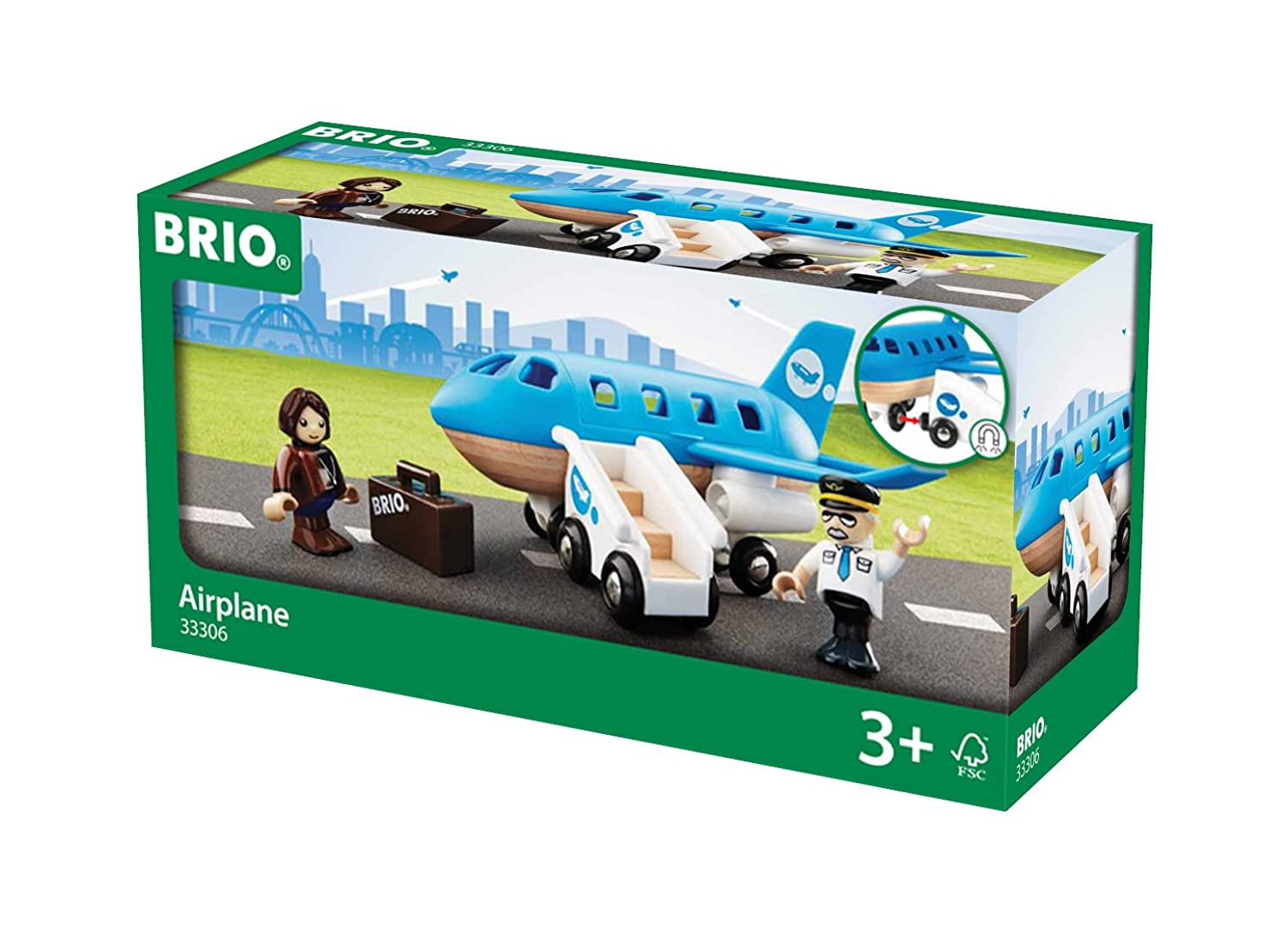 BRIO World - Airplane 33306