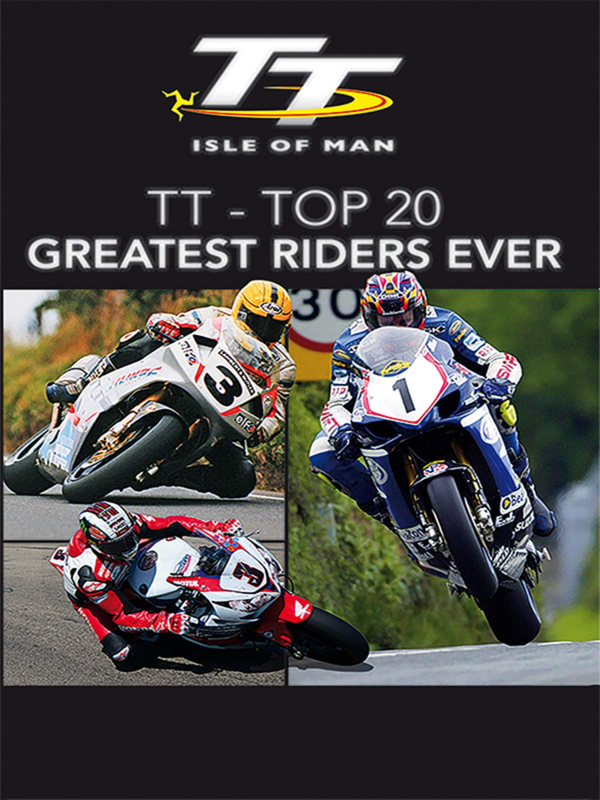 TT: Top 20 Greatest Riders Ever on Amazon Prime Video UK
