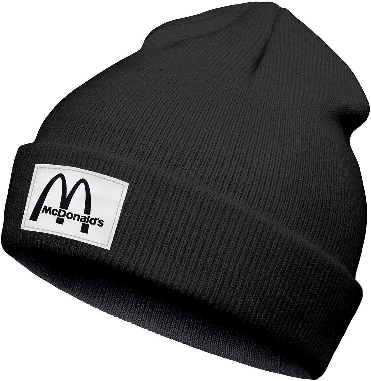 Custom Running Hiking Kids Boys/Girls Beanie Hats Delicious-Burger- Warm Slouchy Fine Knit Cap