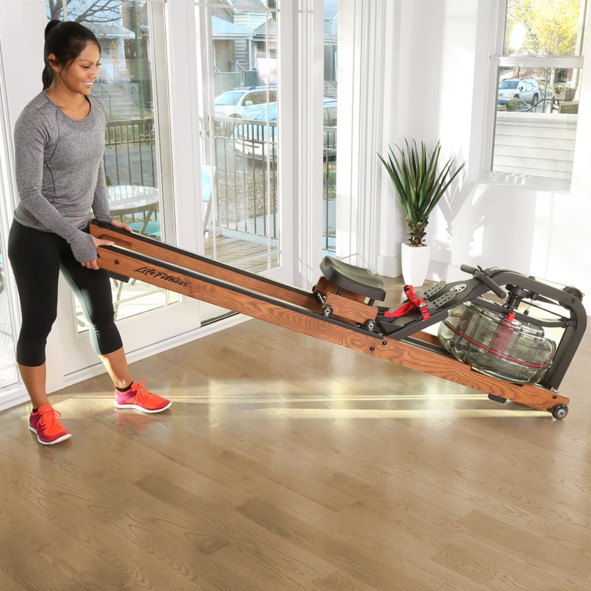 Szeneriebild Waterrower