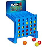 Connect 4 Shots - Bounce em in 4 The Win - 2+ Players - Kids Board Games and Toys - Ages 8+