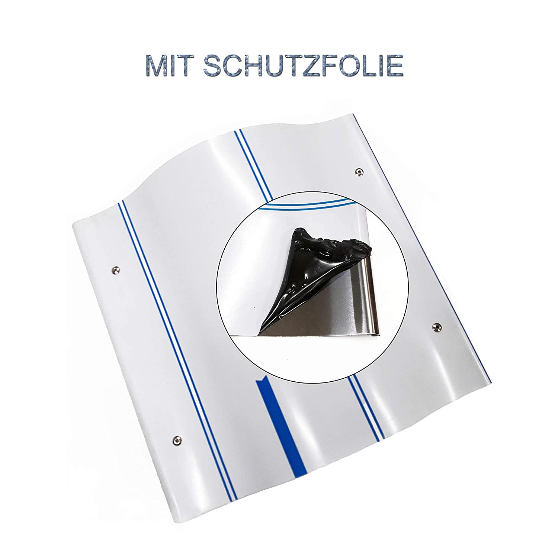 Kaminabdeckung Regenhaube DN 250 x 250mm Schornsteinabdeckung Kaminhaube