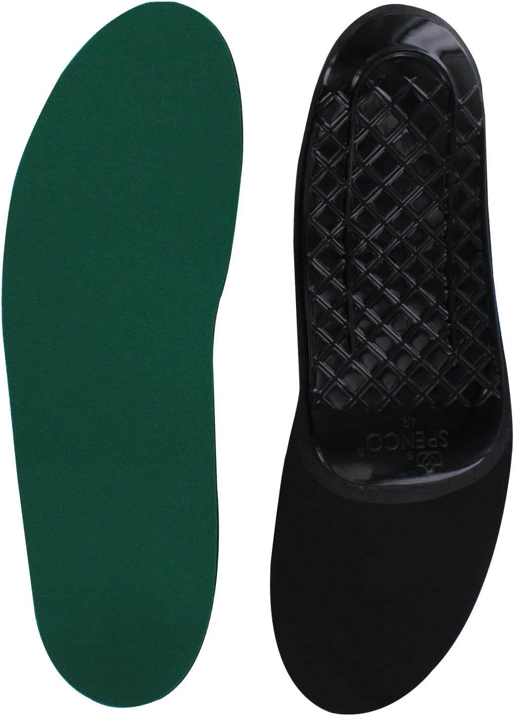 B000FPKTD8 Spenco Rx Orthotic Arch Support Full Length Shoe Insoles, Men's 14-15.5 71IJLTQ9A5L