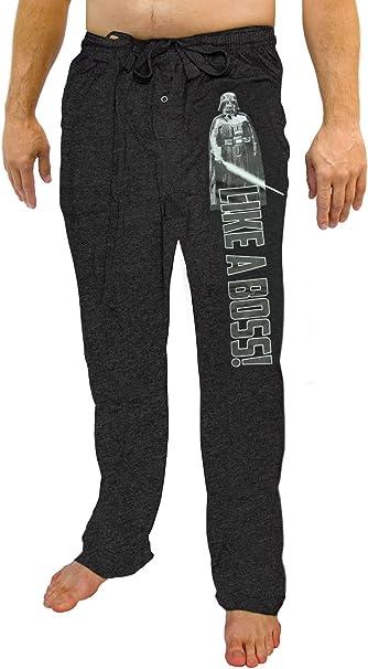 Nightmare before Christmas Star Wars You Pick Men Fleece Sleep Lounge Pants
