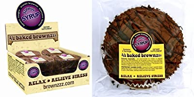 1/2 Baked Brownzzz Relaxation - 3 Pack