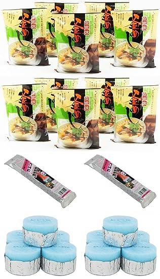 Nacional | delicioso instante sin agua | plantas silvestres comestibles Kamameshi (arroz hervidor de agua