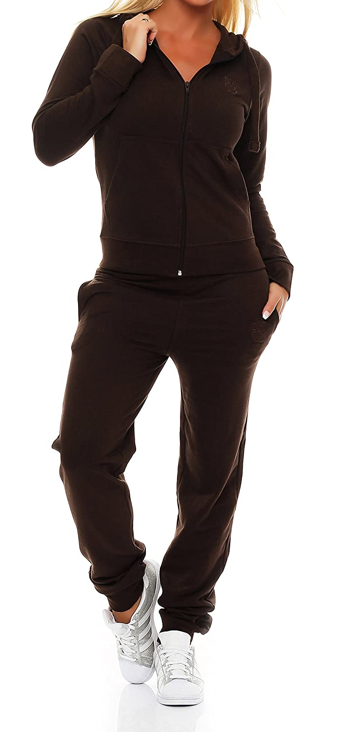 Gennadi Hoppe Ladies Leisure Suit Tracksuit Jump Suit