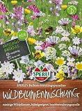Blumenwiese - Blumenmischung Nützlingswiese für Balkonkästen von Sperli-Samen