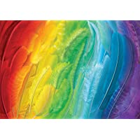 Buffalo Games - Plumes of Color - 300 LARGE Piece Jigsaw Puzzle