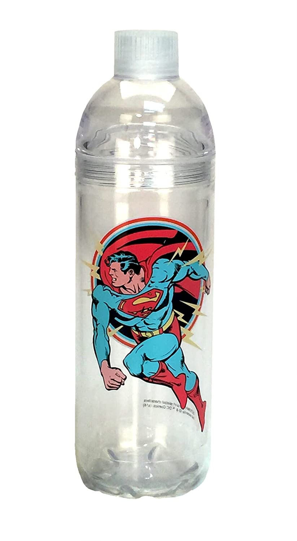 Spoontiques Superman Water Bottle Multi