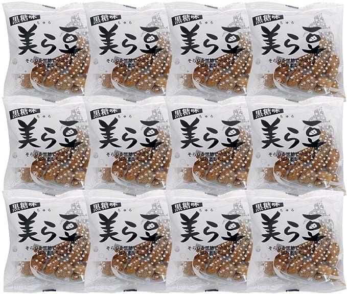 美ら豆 黒糖味 10g ×12個