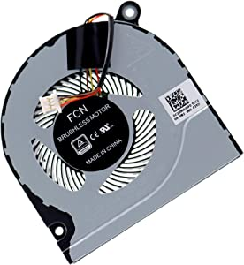 Deal4GO CPU Cooling Fan with Cover Replacement for Acer Aspire 7 A717-71 A717-71G A715-71 A715-71G N17C1 A315 A315-41 A315-41G DC28000JRF0 23.GP8N2.001
