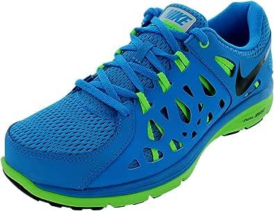 Nike Dual Fusion Run 2 - Zapatillas de Atletismo y Running para Hombre, Talla 44: Amazon.es: Zapatos y complementos