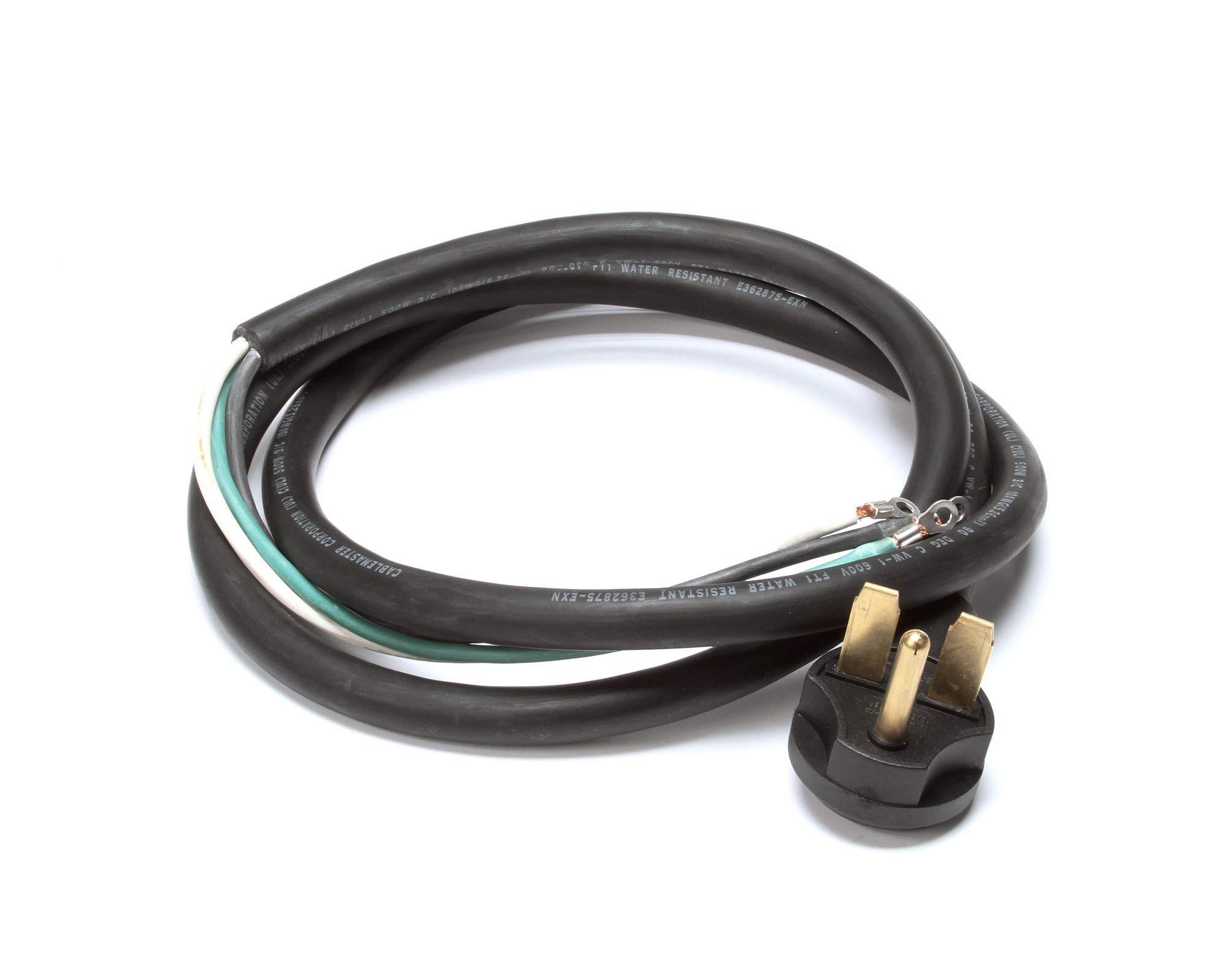 Turbochef 100187 Power Cord Assembly (Nema 6-30)