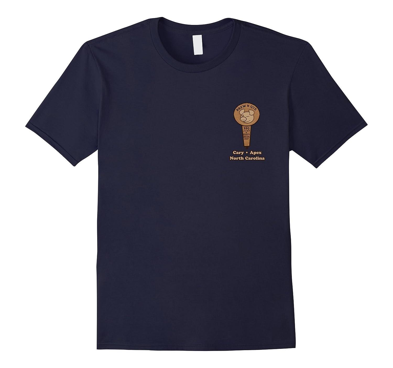 Brew-N-Que shirt-Vaci