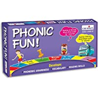 Creative's Phonic Fun, Multi Color