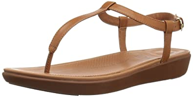 e6c9e38c294 Amazon.com  FitFlop Women s Tia Toe-Thong Flat Sandal  Shoes