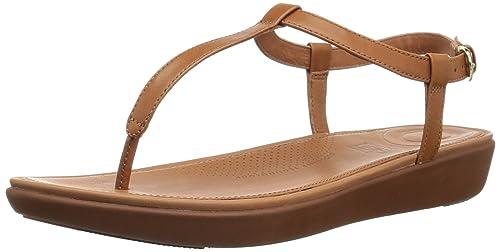 e6bae8fd941b Fitflop Tia Sandals Tan  Amazon.co.uk  Shoes   Bags