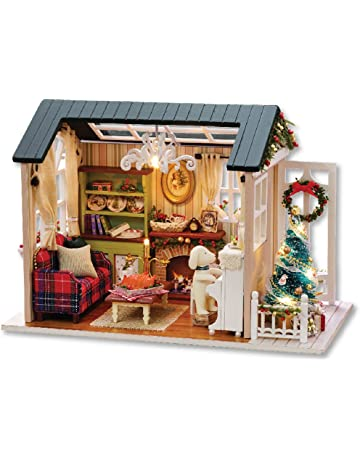 Muebles para casas de muñecas | Amazon.es