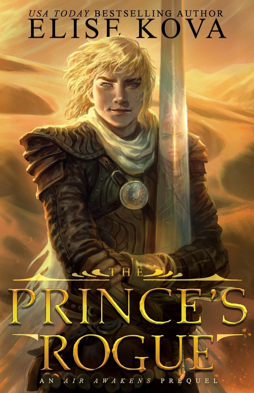 Princes Rogue Golden Guard Trilogy product image