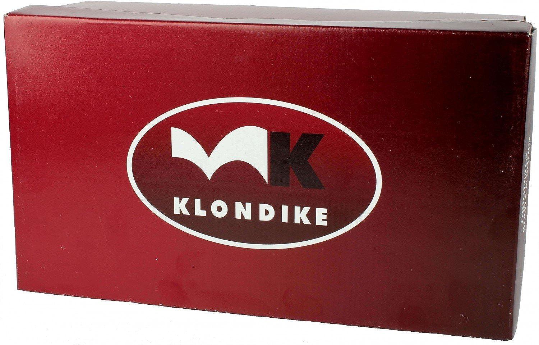 Klondike Klondike Klondike Herren gefütterte Winterstiefeletten (Y413) braun f056f3