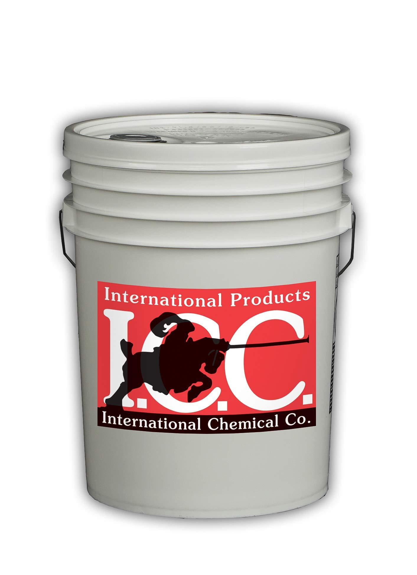 ICC BCL-72-S Vibratory & Burnishing Fluid-5 Gallons