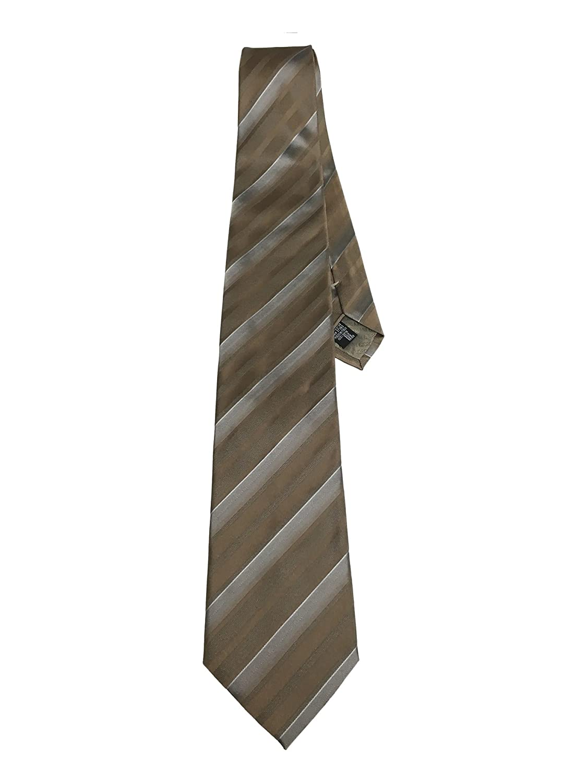 Pal Zileri Mens Designer Italian Made Luxury Neck Tie Striped Texture