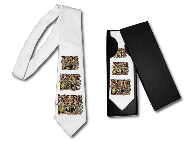 Corbata Elegante Onepiece SE Busca Cartel PJ Suave Poliester ...
