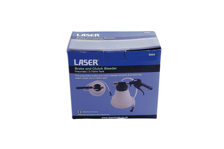 Laser 5003 - Purgador neumático de frenos y embrague: Amazon.es: Coche y moto
