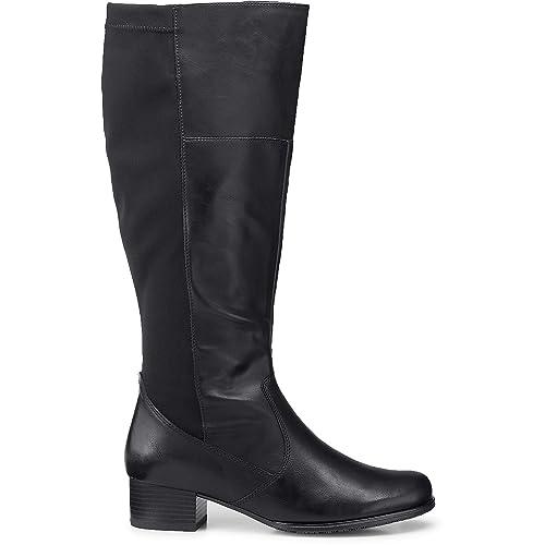 Ara Weitschaft Stiefel schwarz um 37 reduziert Markenschuhe