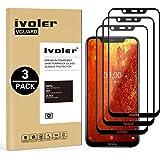 VGUARD [3 Pack] Pellicola Vetro Temperato per Nokia 8.1, [Copertura Completa] Pellicola Protettiva Protezione per Schermo per Nokia 8.1