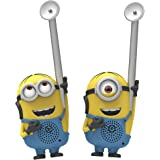 Minions from Despicable Me Eye-Conic FRS Long Range Static Free Easy to Use Durable Kid Friendly Dave and Stuart Character Wa