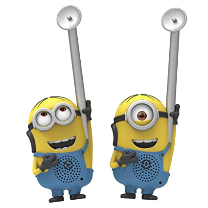 Review Minions From Despicable Me