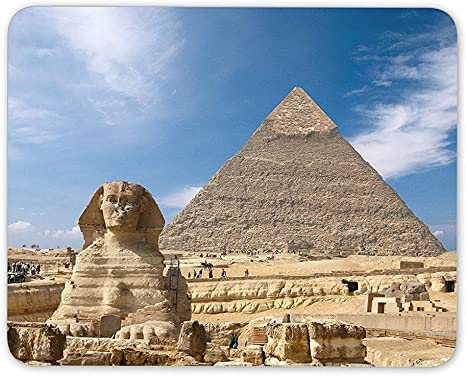Sphinx Pyramid Mouse Mat Pad - Giza Egypt Pyramids Gift PC Computer #8230: Amazon.es: Electrónica
