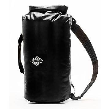 Sac étanche Dry Backpack noir/bleu VuoyqSaTay
