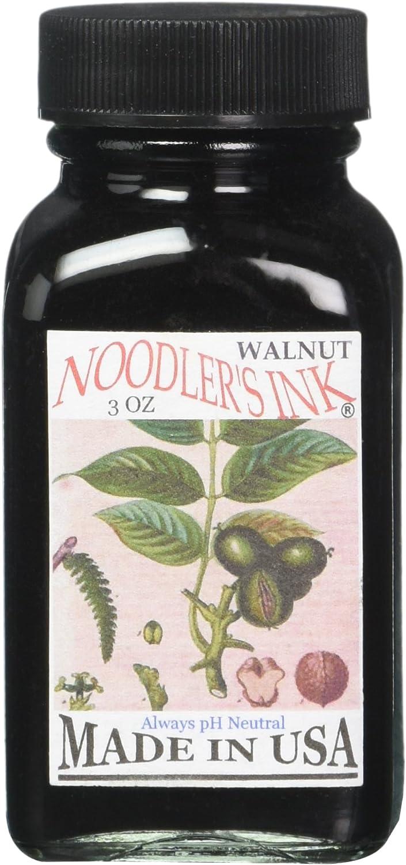 ND-19018 Noodler/'s Ink Walnut Brown Bottled Ink for Fountain Pens