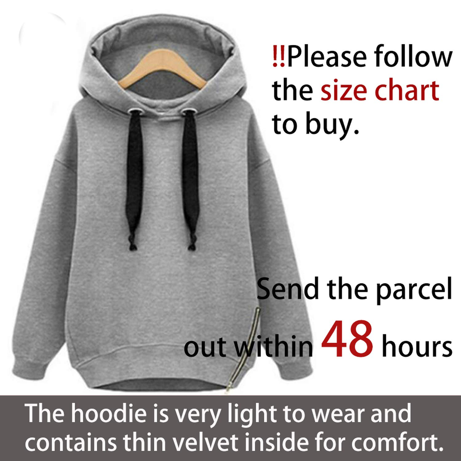 Sweatshirt Green BTS Side Zipper Hoodie Blackpink Kpop Winter Oversized Hoodie Streetwear Women Long Sleeve Solid Color Hoodies, White Hoodies, ...