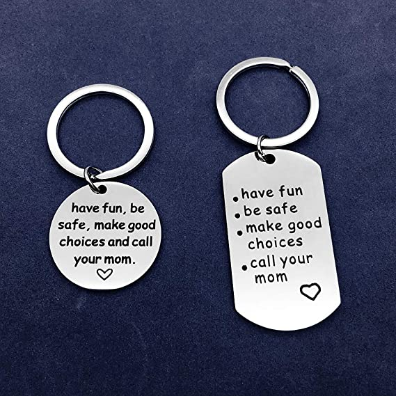 Amazon.com: College Student Gifts New Driver Gift Keychain ...