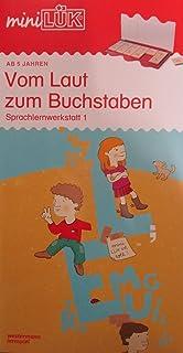 Vorschultranining LÜK Mini   LÜK Westermann  3 Hefte Vorschulkinder