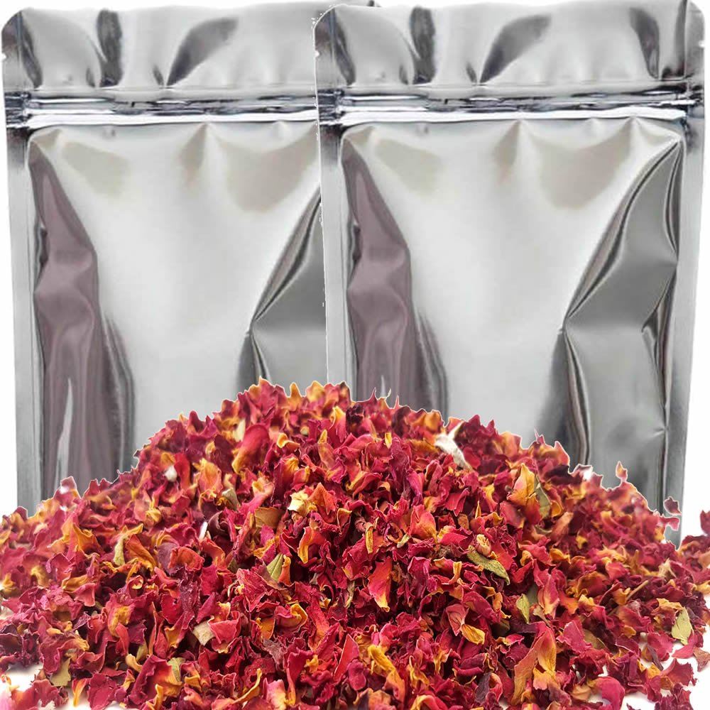 House Of Candles Fresh Peppermint Scented Potpourri X STRONG 2 x 30gm Pouches CRUELTY FREE
