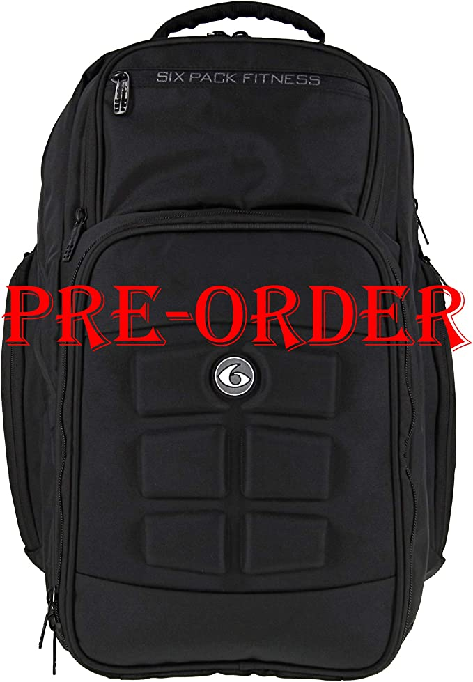 6 PACK FITNESS EXPEDITION 500 STEALTH REMOVABLE CORE: Amazon.es ...