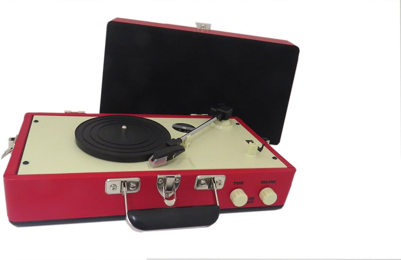 online shopping Steepletone SRP025 2 Speed Record Player with Detachable  Speaker - Orange: TV save 50%-75%off -www.jungundgrau.de