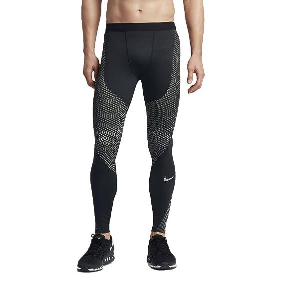 0e91b84aa5 Nike Zonal Strength Mens Running Tights (S, Black/Grey), Pants ...