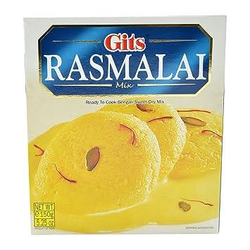Gits, Rasmalai, 150 Grams(gm)