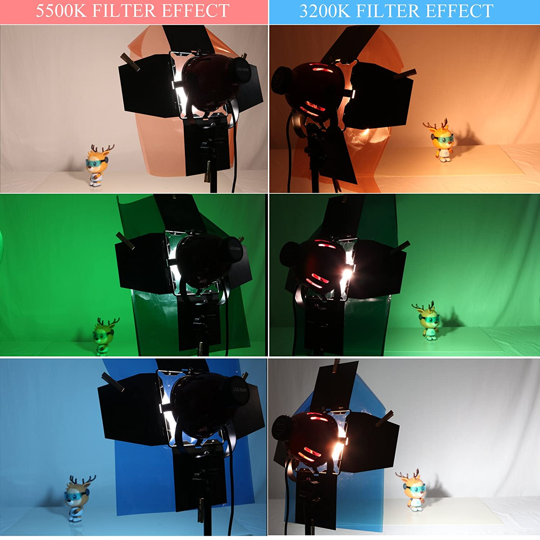 Amazon.com : Selens 3 Pieces 15.8X19.7inch/40X50cm Gels Color Filter ...
