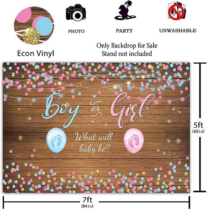 Funnytree Hintergrund B Boy Or Girl 7 X5 Econ Vinyl Kamera