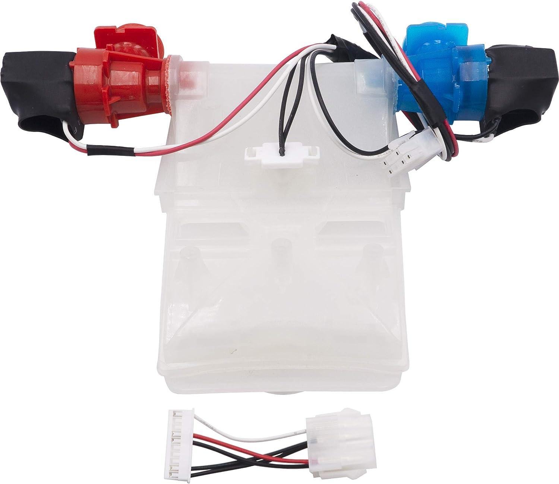 Supplying Demand W10683603 Washing Machine Water Inlet Valve Replaces W10423125, W10501149